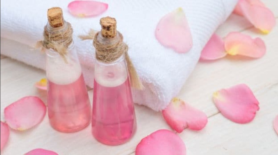 Buy rose water and keep your skin fresh