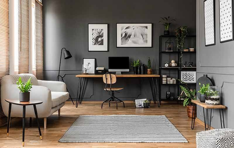 Home Office Ideas to Inspire Productivity