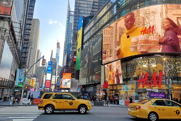 Best places to stay in Times Square