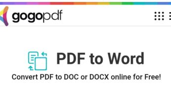 Everything You Need to Know About Rotating PDF Documents Using GogoPDF