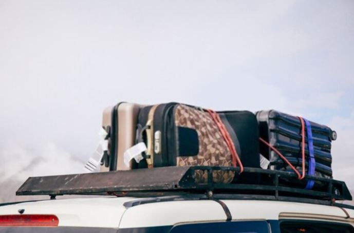 How to Carry Luggage onTop of theCar? -Here's the Guideline
