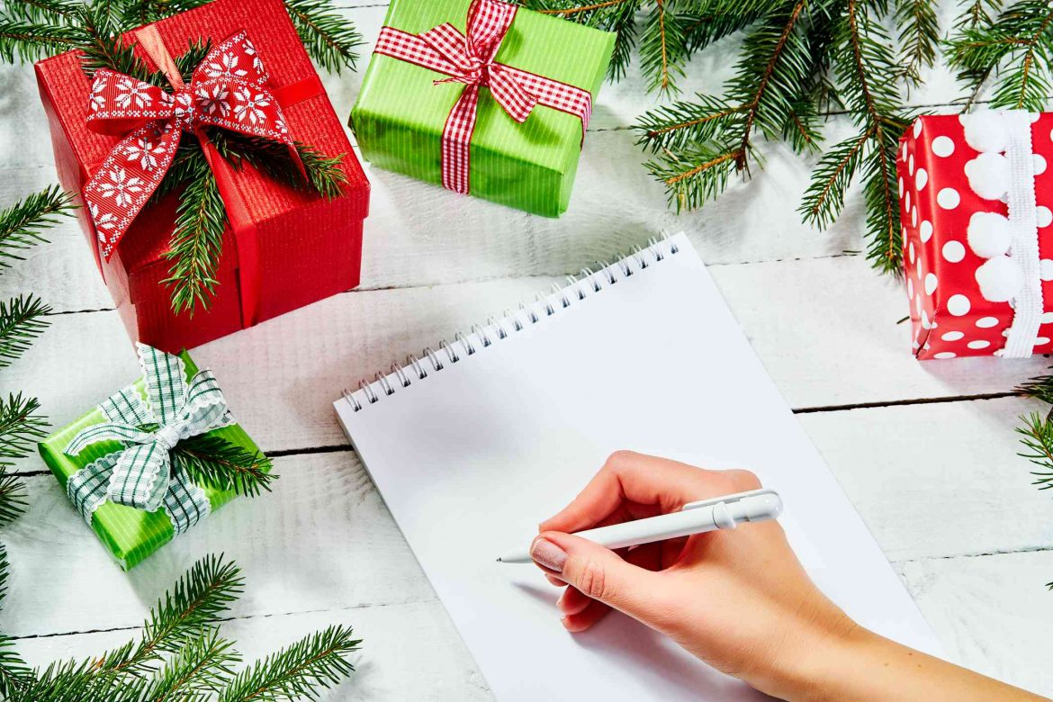 What are your gifting plans for Xmas?