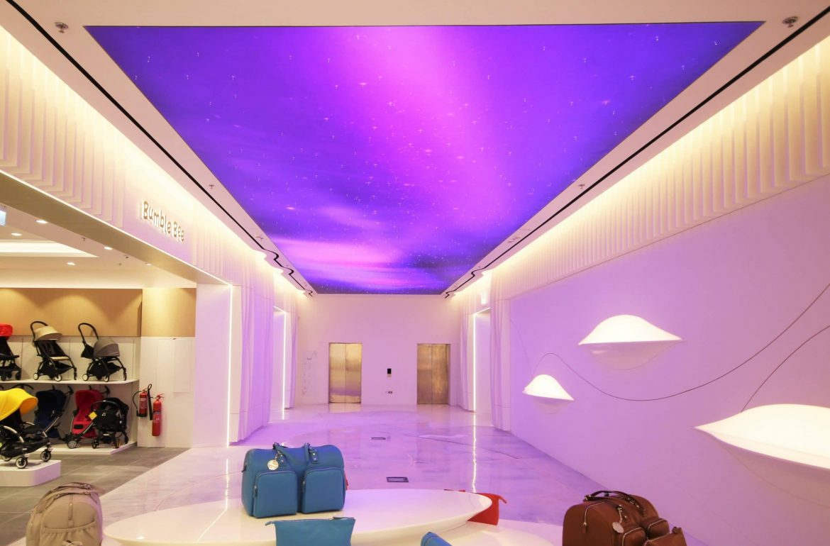 Five Good Reasons To Pick Stretch Ceilings