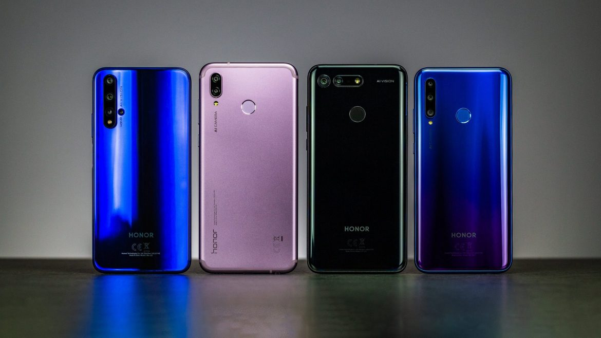 Best Honor Phones for Superb Experience
