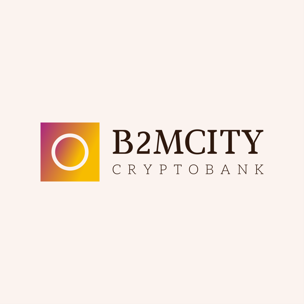 B2MCity real estate will launch a crypto bank app
