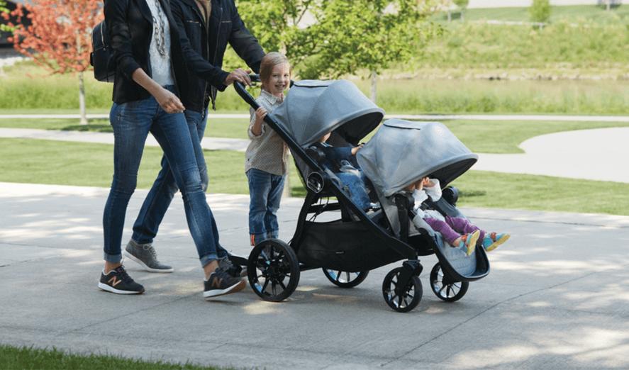 Choosing a city stroller