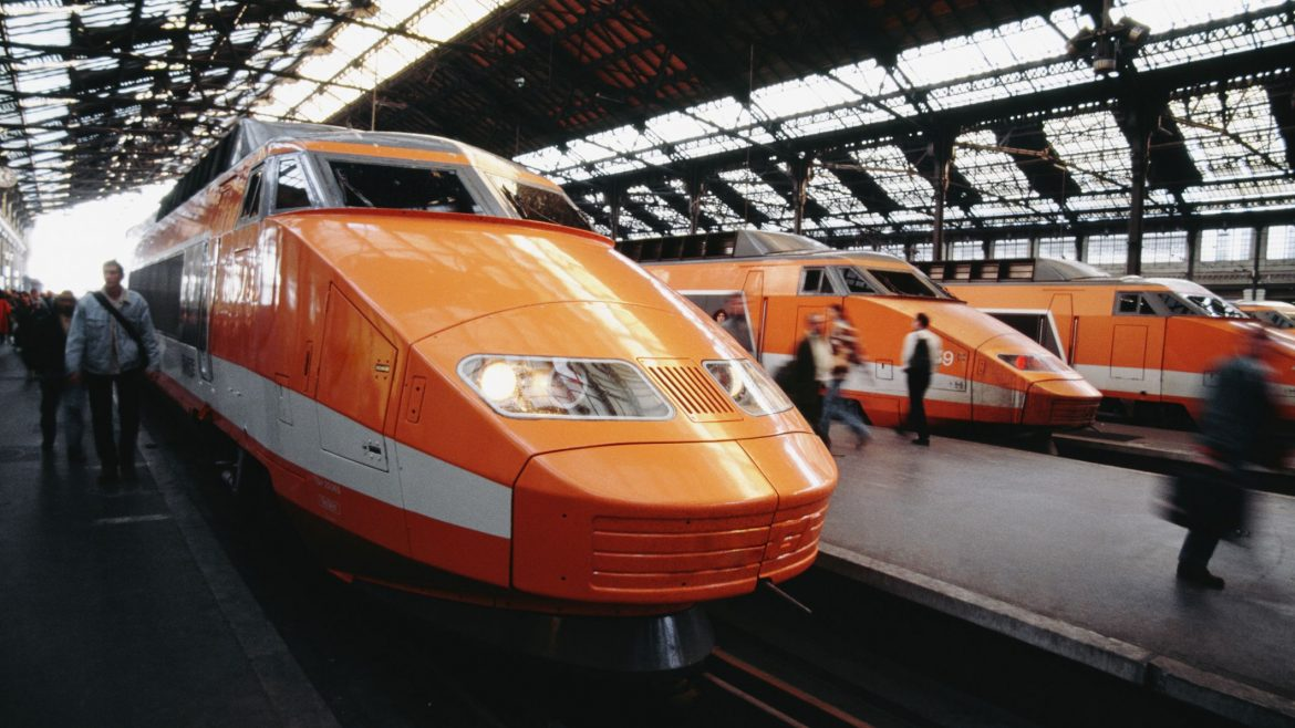 How to Ride the High-Speed TGV Trains