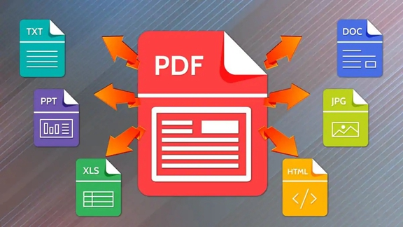 Pdf Conversion Software -The Revolutionary Helping Hand