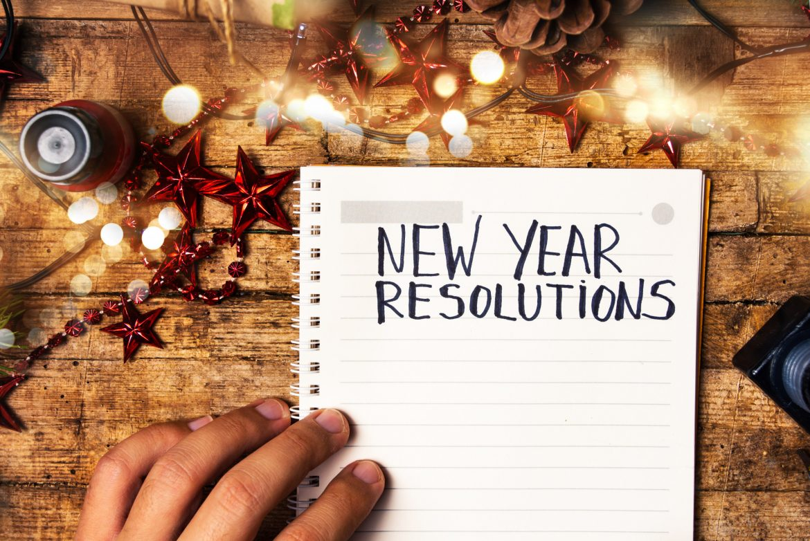 Good New Year Resolutions People Should Make This Year