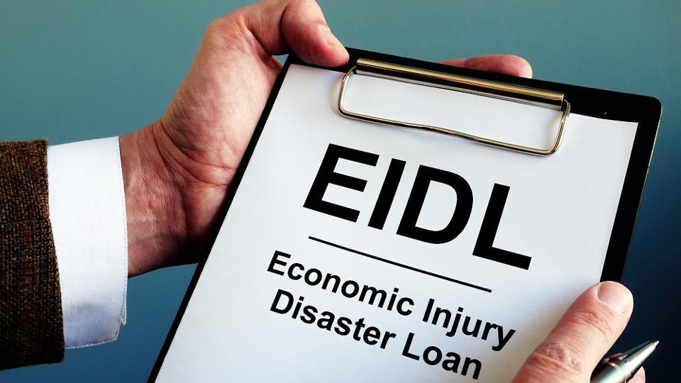 Economic Injury Disaster Loan Emergency Advance