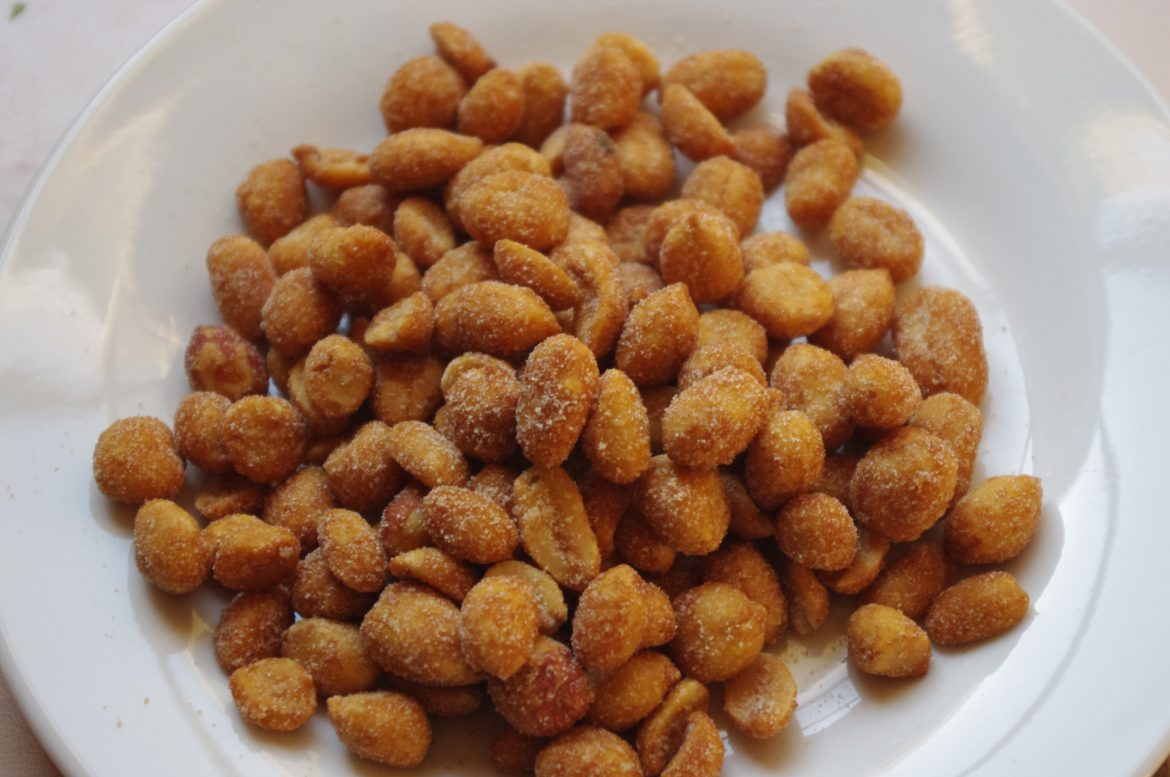 Are Honey Roasted Peanuts Healthy