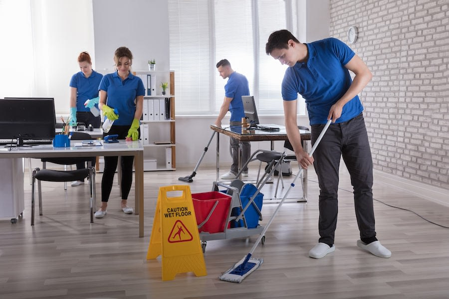 The Importance of Office Cleaning