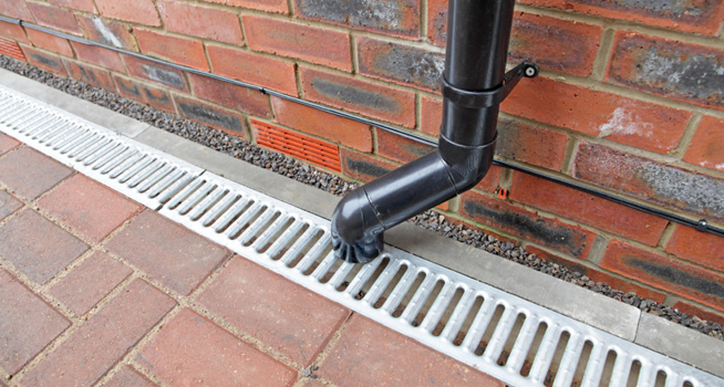 Trench Drains For Driveways – Driveway Grates