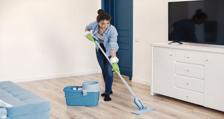 How to Deep Clean your New Home Before Moving In
