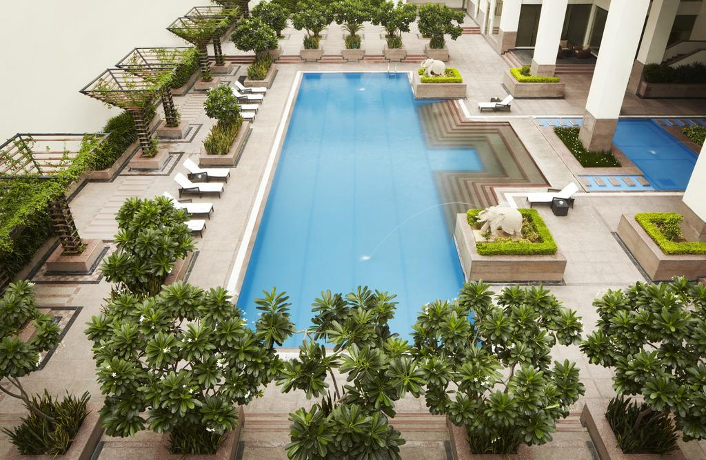 Jaipur Marriott Hotel: Enjoy the scenic beauty with your loved ones this summer vacations