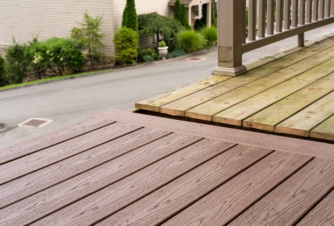 What To Look For In A Composite Decking, When Doing For The First Time?