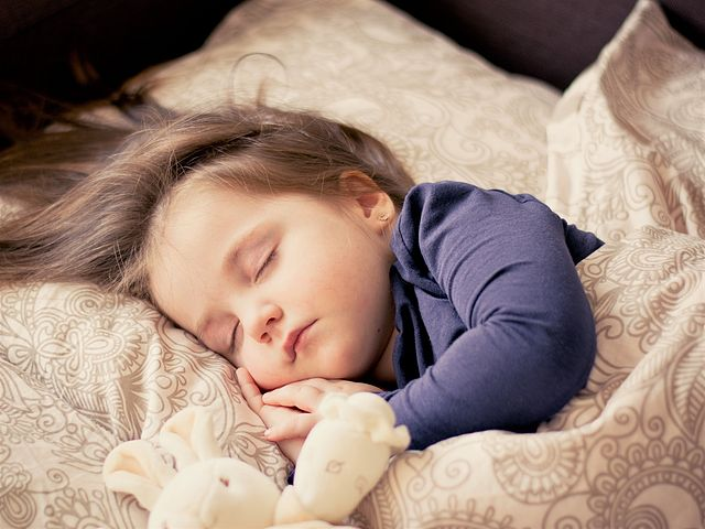 How to Help Your Children Get a Good Night's Sleep