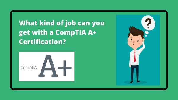 Top Three Benefits of a Merged CompTIA Network+ and A+ Course
