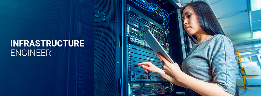 What Does a Data Infrastructure Engineer Do?