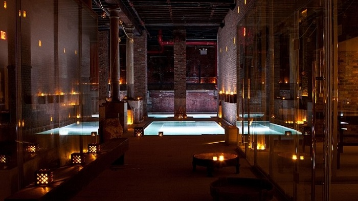 What are 3 Usual Services Every Spa Offers for the Audience?