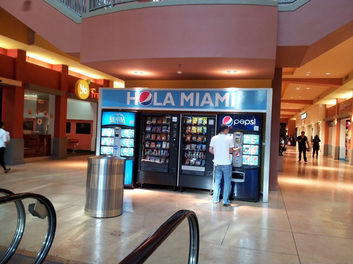 How To Find A Vending Machine Supplier In Miami