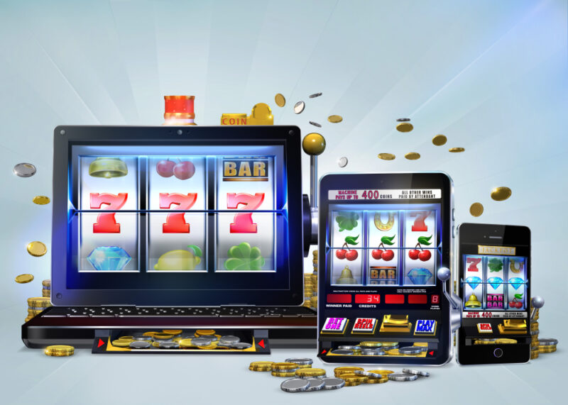 Types of online slot games currently serving 2021