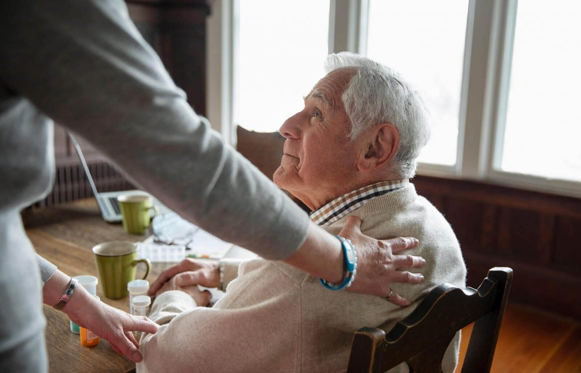 8 Ways To Care for elderly people