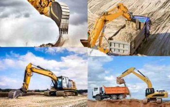 Need for construction equipment and its uses
