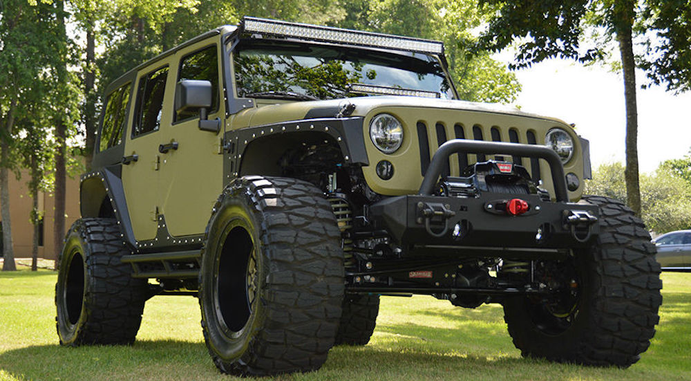 Affordable Modifications For Your Jeep