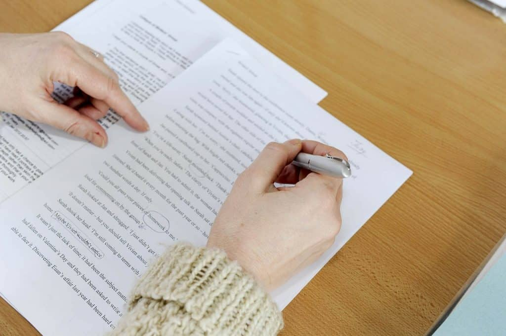 Importance of college essay writing
