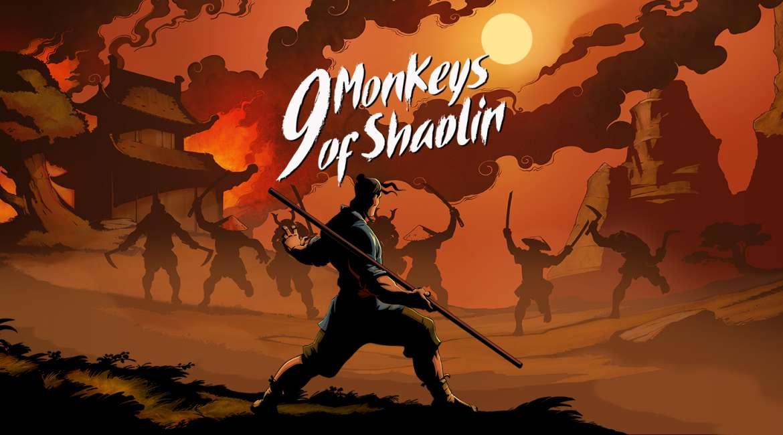 Review of 9 Monkeys of Shaolin. Russian folk kung fu