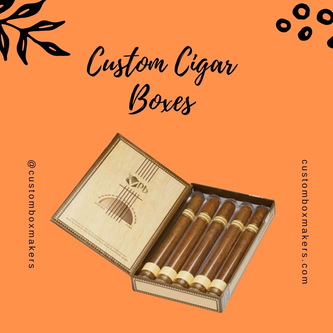 Set Your Tobacco Brand Ahead Of Others in the Market with Cigar Boxes