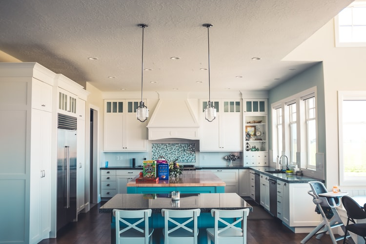 Top Design and SWtyles of Kitchen Layout