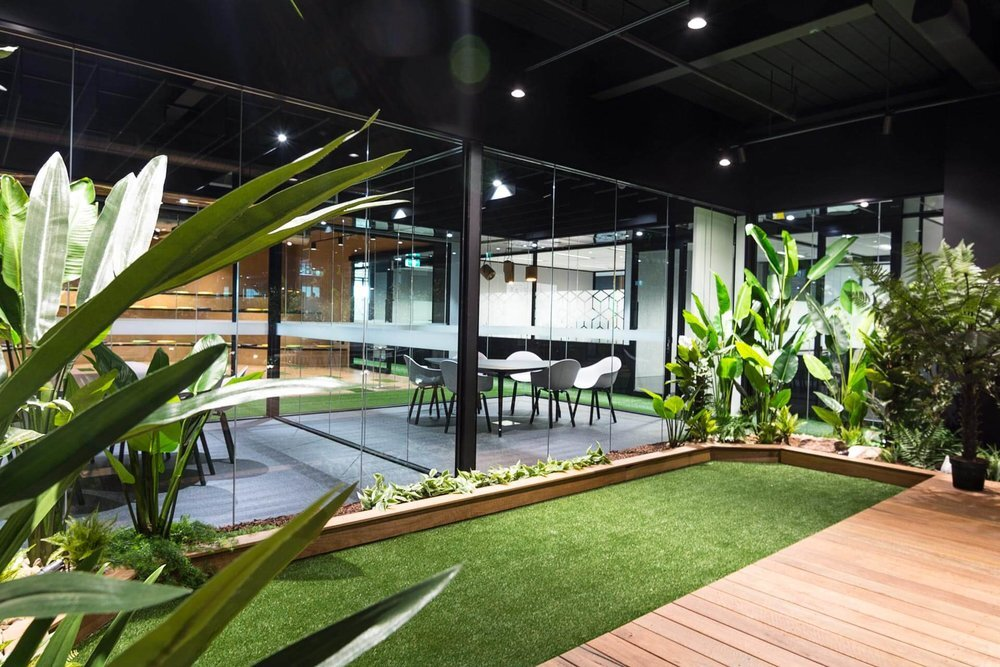 Why to Install Artificial Grass in Indoor Spaces