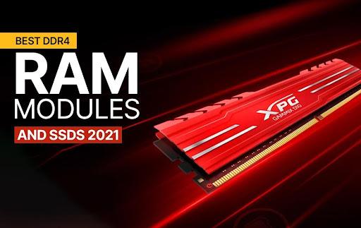Best DDR4-RAM Modules of 2021