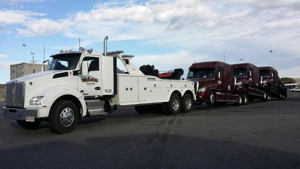 An Outlook on Versatile Towing and Trucking Services